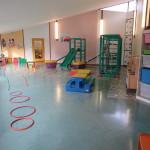 Palestrina in un salone della Scuola dell'Infanzia