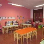 Aula Rosa della Scuola dell'Infanzia